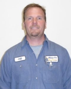 Jeff Lafferty, HVAC Tech