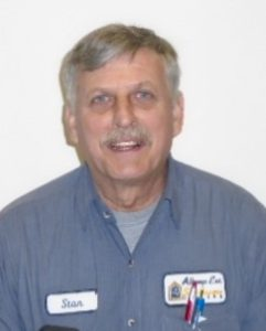 Stan McCarro, JR , HVAC Tech