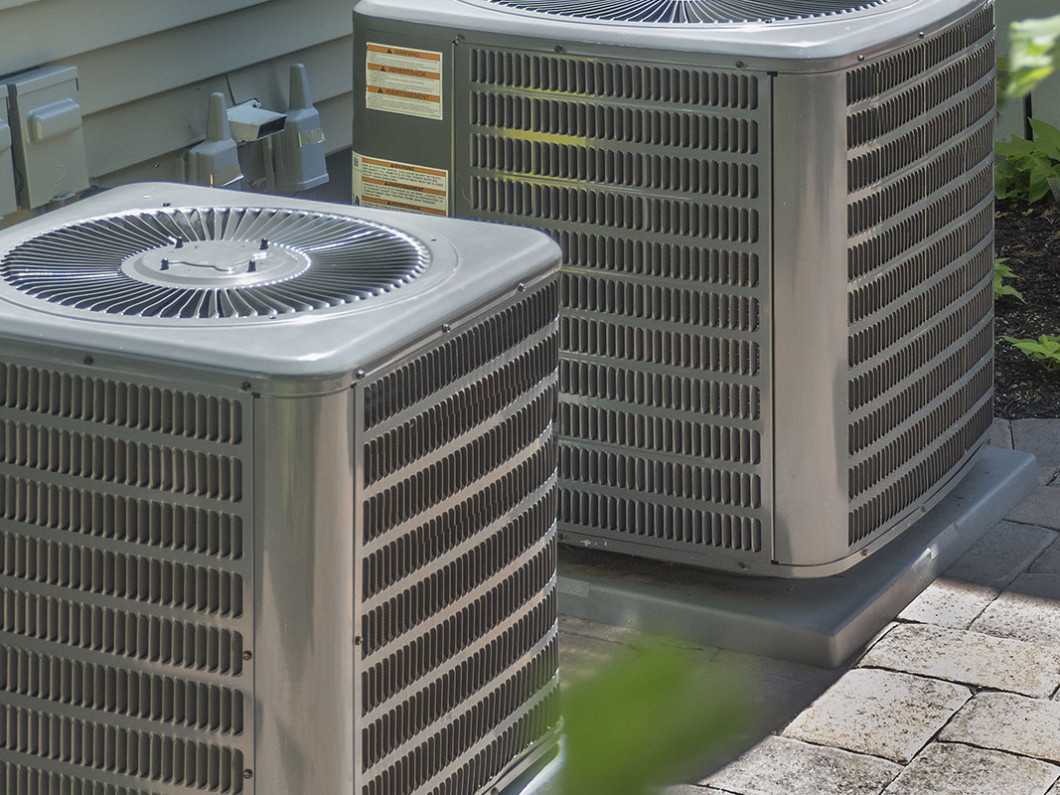 Benefits of a new heater or AC unit